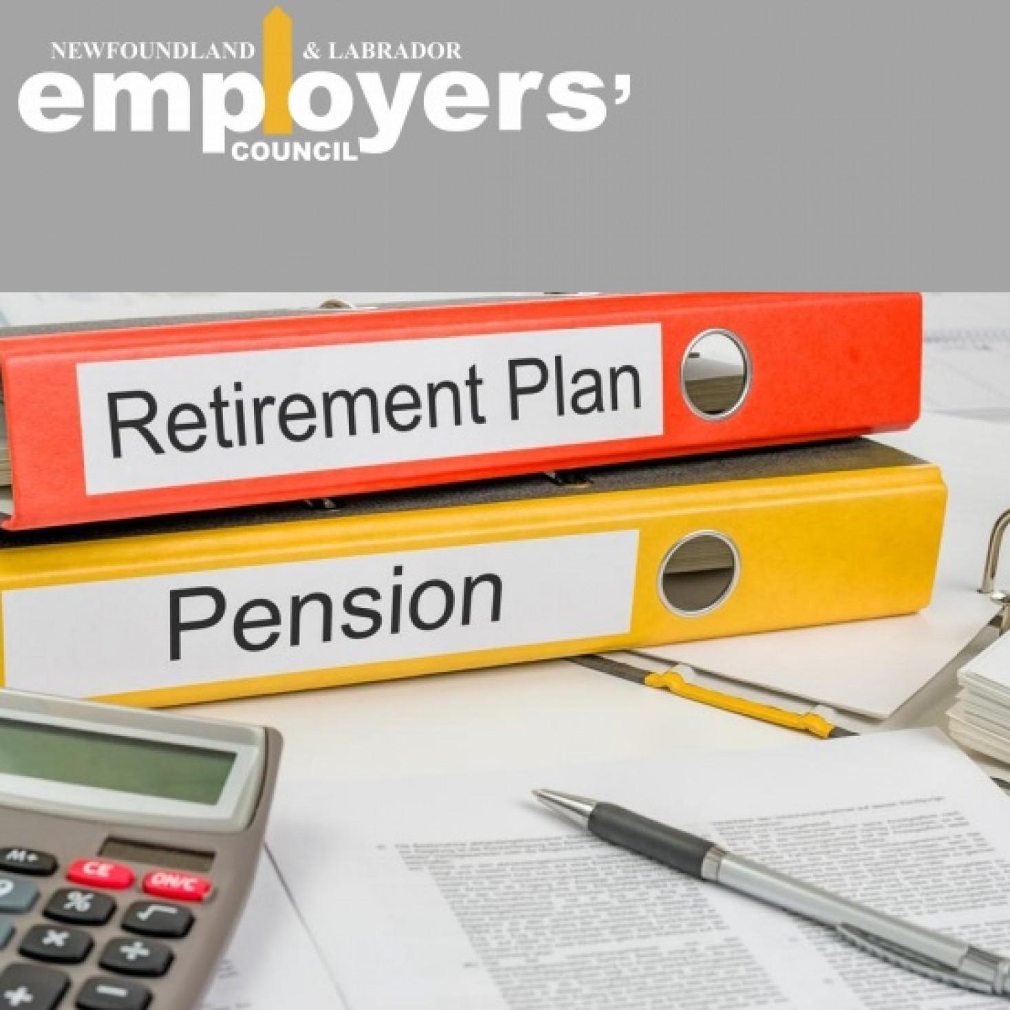 NLEC Position on Pooled Registered Pension Plans (PRPPs)
