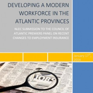 Developing a Modern Workforce in the Atlantic Provinces – NLEC submission to Council of Atlantic Premiers panel on EI reform
