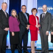 Ten employers shortlisted for the Employer of Distinction Awards