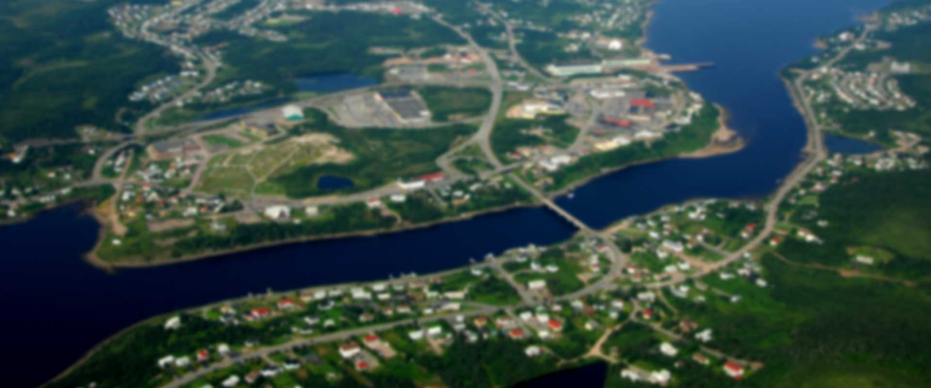 marystown-arial