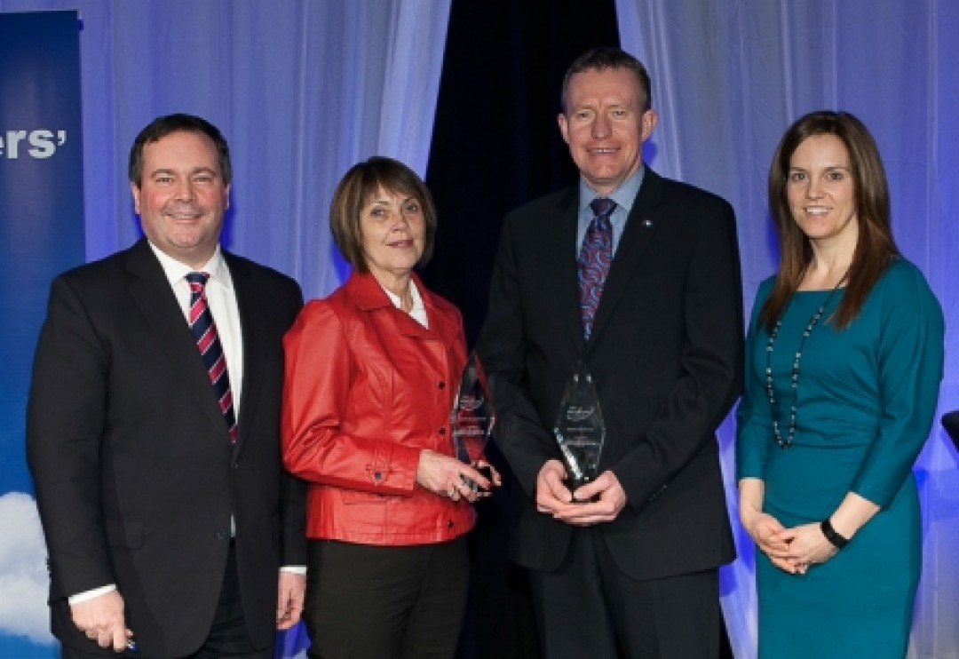 Dynamic Air Shelters & Marine Atlantic named Employers of Distinction for 2013