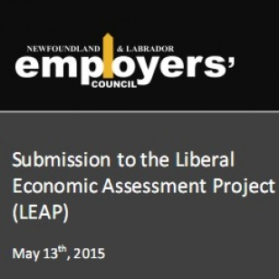 A Plan for Sustainable Prosperity – NLEC Submission to LEAP