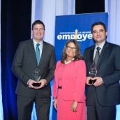 Worley Parsons and Technip named 2014 Employers of Distinction