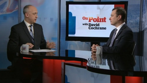 Richard Alexander discusses province's finances on this week's On Point with David Cochrane