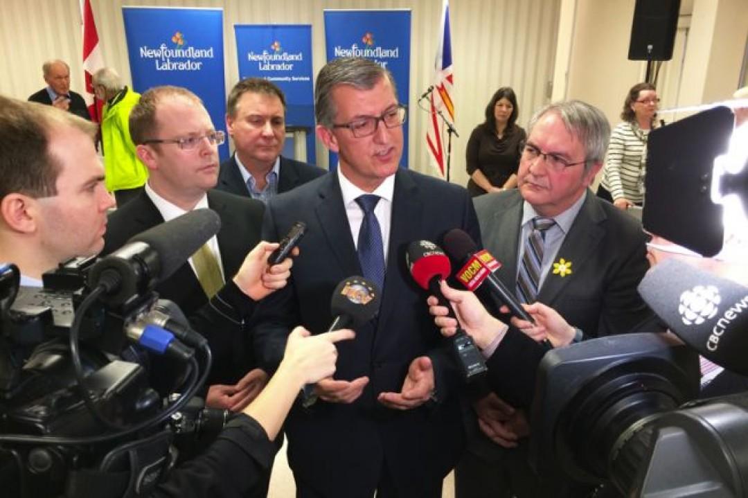 Premier announces public-private partnership on long term care – acknowledges NLECs work on issue