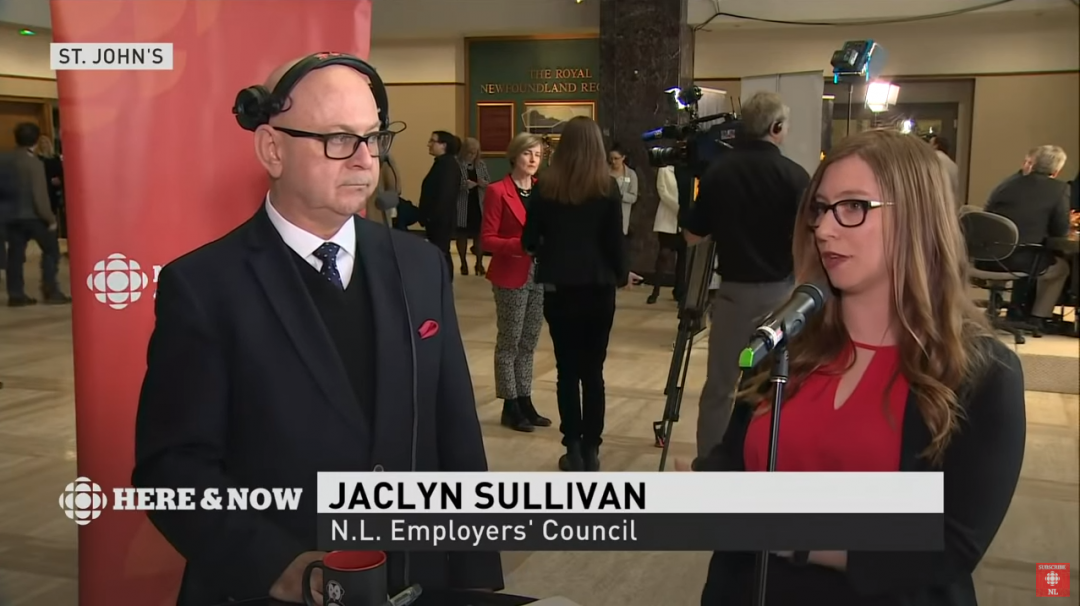Employers' Council disappointed with increased spending and little tax relief in 2019 Provincial Budget