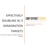 Effectively Doubling NL's Immigration Targets